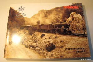 Catalogo Marklin 1995-96
