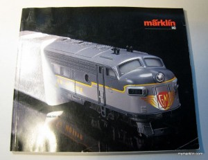 catalogo Marklin 1990-91
