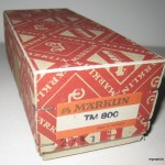 Marklin TM 800 scatola, istruzioni (2)