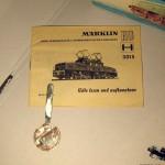 Marklin 3015 - Marklin CCS 800 - Croccodrillo Marklin (1)