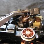 Ritirare delicatamente il rotore dal motore