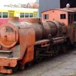 Liliput Locomotiva a vapore Belga - Adolphe