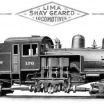 Locomotiva Shay geared