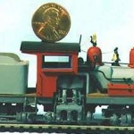 Shay geared locomotiva modellismo