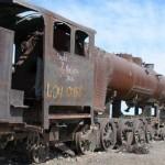 cimetière des locomotives