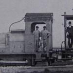 locomotiva a naphtaline dell'ing Brillie