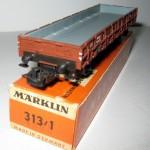 Marklin 313-2, Marklin 4067 con scatola 313-1 (1)
