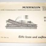 Marklin 5117, 5202