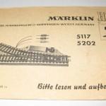 Marklin  5117, 5202 (2)