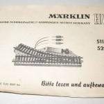 Marklin 5117, 5202  2