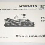 Marklin 5117 Marklin 5202