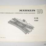 Marklin 5128 Marklin 5207 (2)