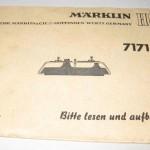 Marklin 7171