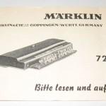 Marklin 7245