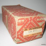 Marklin CM800 original box (2)