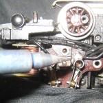 12 - prima di smontare il blocco motore consiglio sempre di rinforzare le saldature