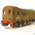 Locomotiva da manovra FS Ne 700 (2)