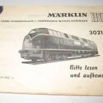 Marklin 3021 (3)