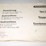 Marklin 800 istruzioni (2)