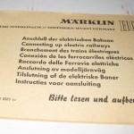 Marklin 800 raccordo delle ferrovie elettriche (2)