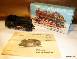 Marklin 3000 con scatola originale