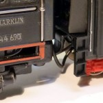 Marklin 3027 tender (1)