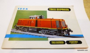 Catalogo Trix express 1964 (2)