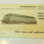 Marklin 3066 original box (1)