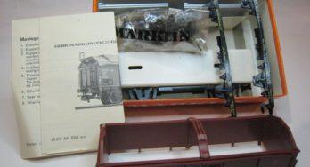 Marklin 4919 – scatola di montaggio vagone – Nuovo!