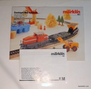 Manuali Marklin (1)