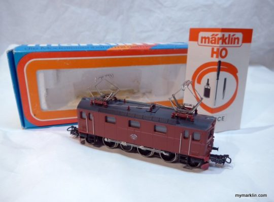 Marklin 3030 ex GS 800 – stato mint / nuovo