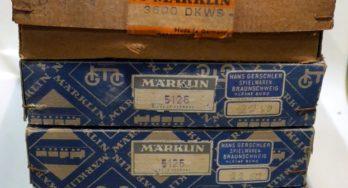 Vi piace lo scambio ad incrocio Marklin 5126 ?