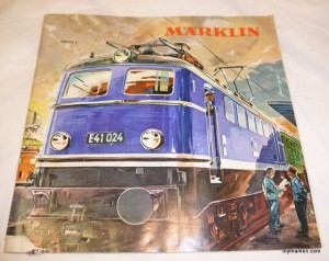 Marklin catalogo 1960 - 1961 (1)