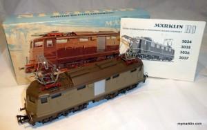 Marklin 3035 versione 1 (2)