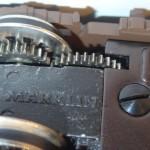 1° vers. ingranaggio centrale di metallo