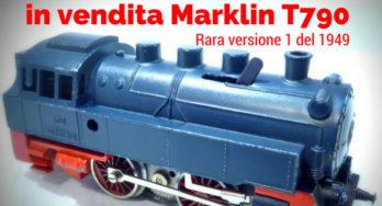 In vendita: Rara Märklin T 790 prima vers. del 1949