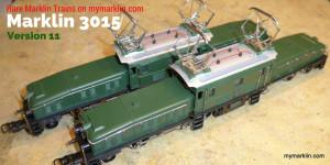 Marklin 3015 CCS 800