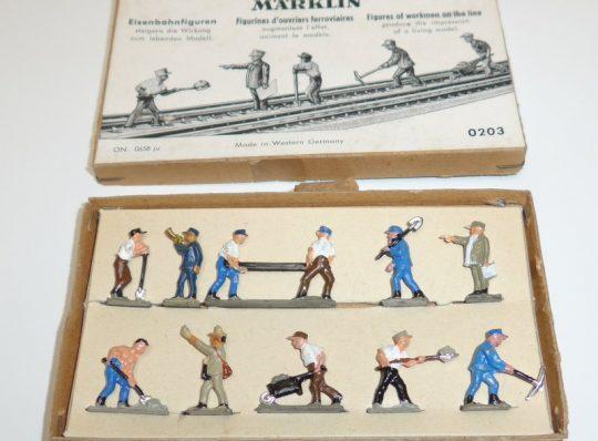 Marklin 0203 – figurine di piombo In Vendita!