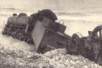Inedito sul web! Il recupero della locomotiva 746.038