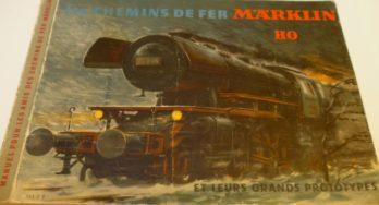 Stupendo Libro: Les Chemins de Fer Marklin