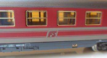 Marklin 4189 – Rara carrozza FS Nuova con OVP