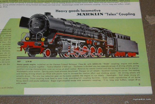 la 3027 nel catalogo del 58 con la facciata sbagliata