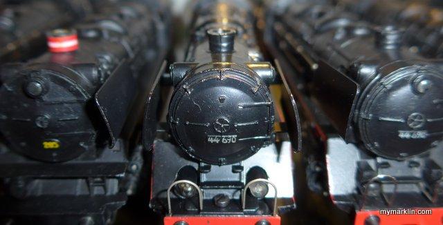 la facciata della GN800