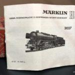scatola orginale marklin e storia della 3027 (4)