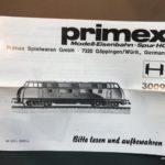 Primex 3009 special edition 1989 (11)