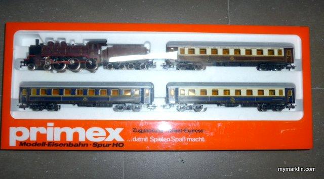 primex 2701 orient express