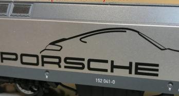 Stupenda Marklin 39352 Porsche