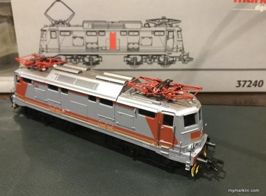 Marklin 37240 – locomotiva FS E424