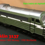 Marklin 3137 DSB
