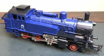 Marklin 3095 versione 10 – locomotiva a vapore nuova